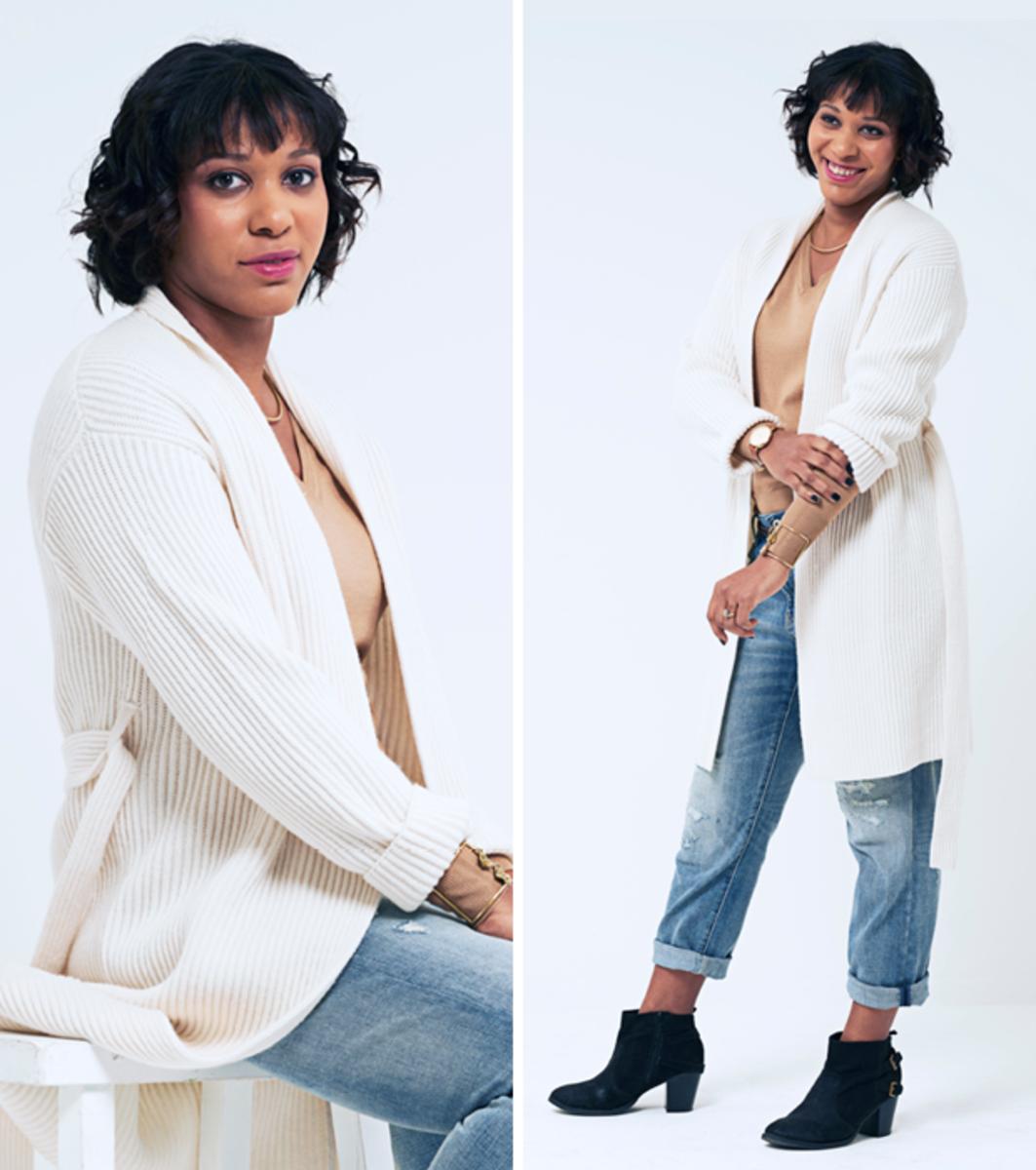 Tiffany Minter, Uniqlo, personal style