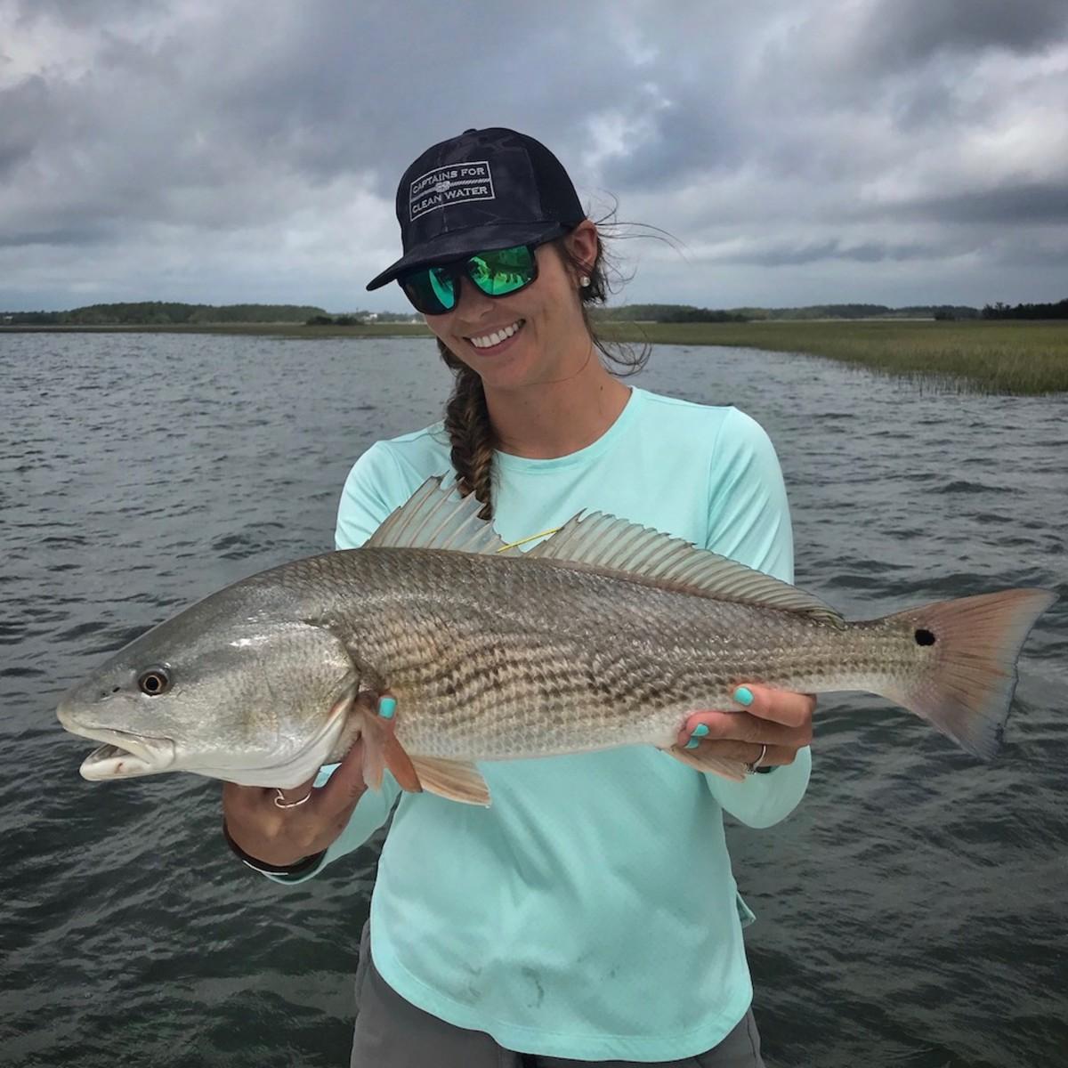 Alycia_Page_Redfish_Charleston