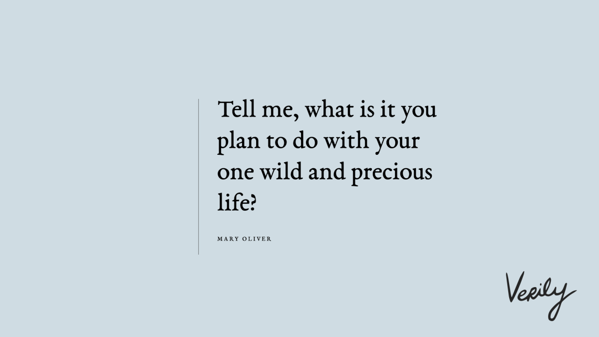 Mary Oliver Daily Dose:Phone WallpaperDesktop Wallpaper