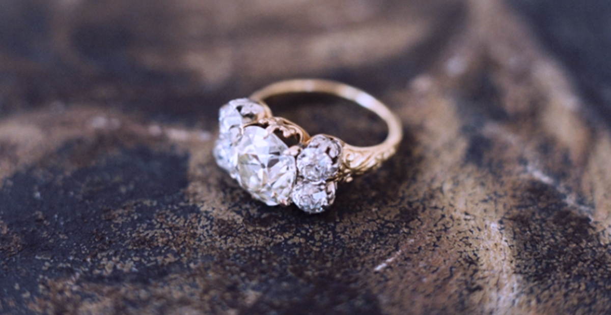 What Men Really Think About Engagement Rings Verily