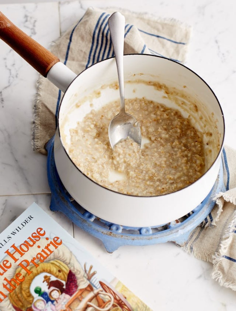The Kitchn Cook Oats Like Laura Ingalls Wilder