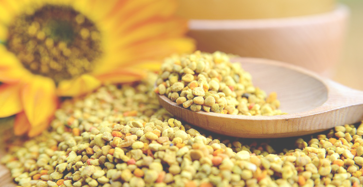 Local Bee Pollen Health Benefits for Allergies and Hay