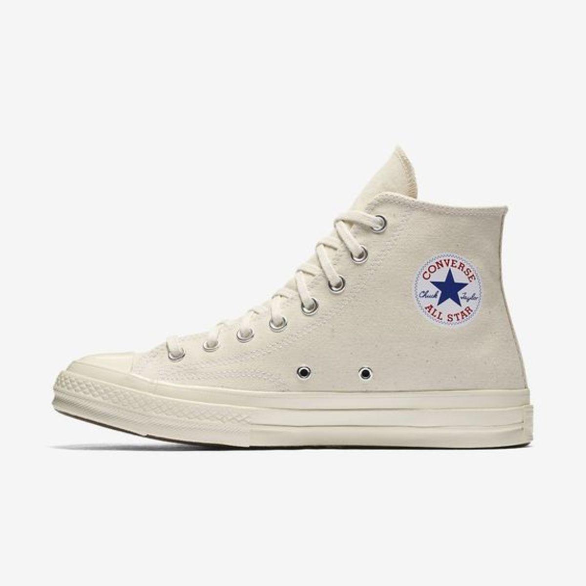 Converse, $85