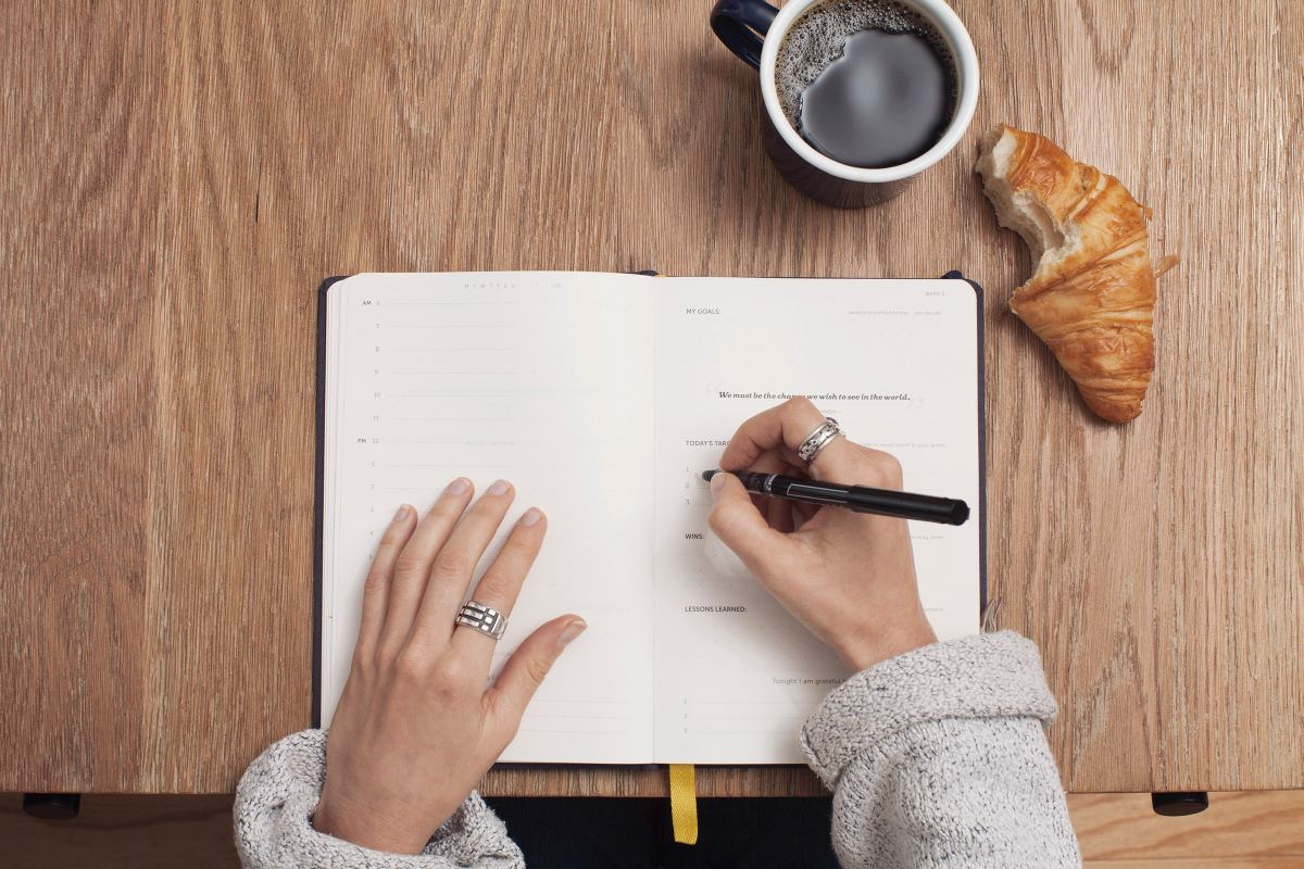 Outside-the-Box Journaling Prompts for People Who Hate Journaling
