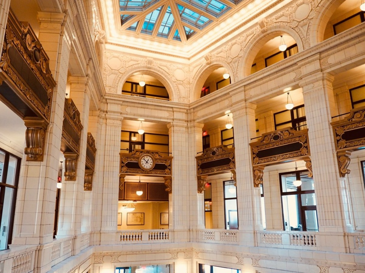 Photo Credit: The David Whitney Building