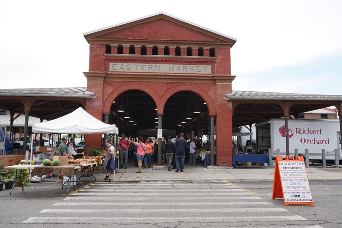 Photo Credit: Eastern Market Partnership