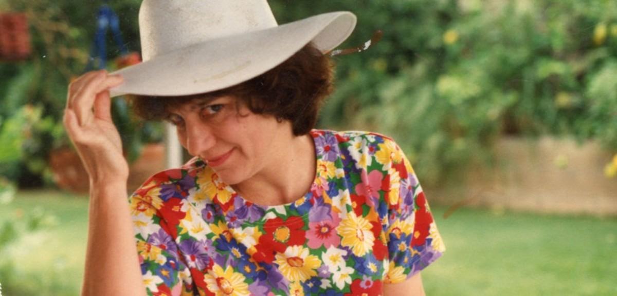 Sue Ellen Browder in the 1970s. (Photo courtesy of Sue Ellen Browder)