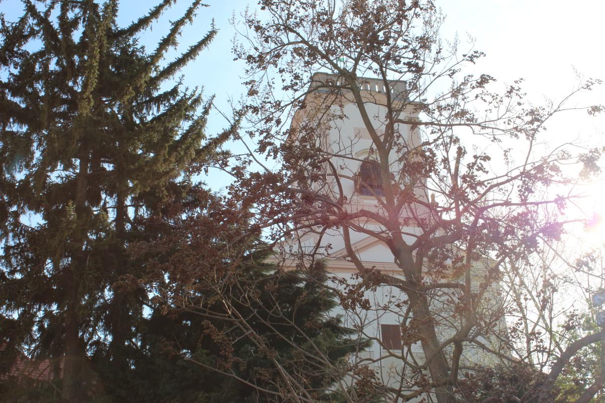 Bishop's Castle inGyőr