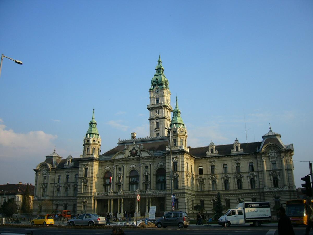 Győr City Hall